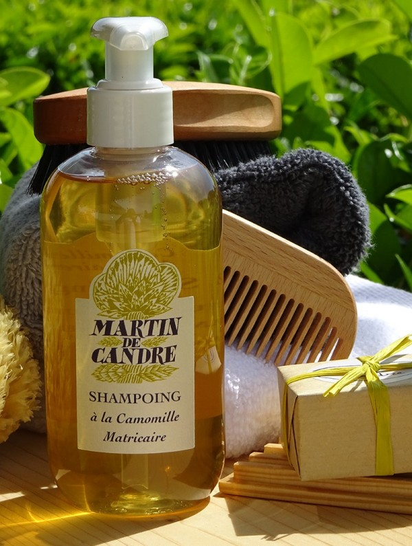 Shampoing à la Camomille Matricaire 250 mL