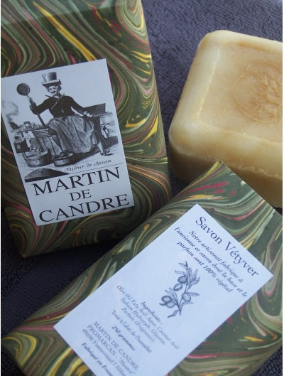 Pressed Soap Vétyver 250g – Vetiver