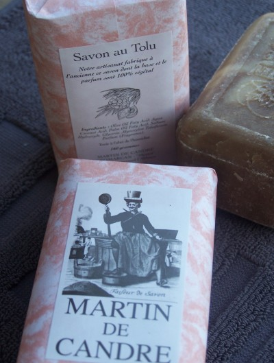 Pressed Soap Tolu 160g – Tolu