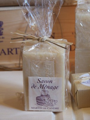 Marseille Soap, Ménage 160g - All-purpose soap