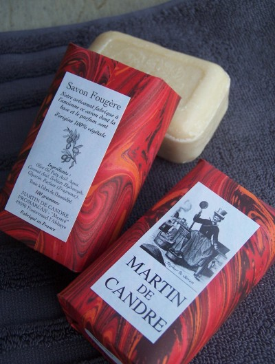 Pressed Soap Fougère 100g – 12 essences