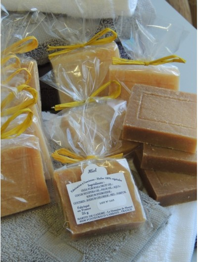Guest Soap Miel 25g - Honey