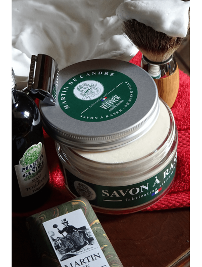 Shaving Soap Vétyver - Vetiver 200g