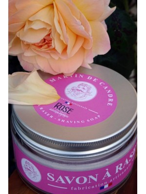 Shaving Soap Rose 200g