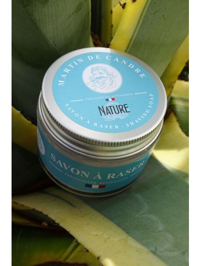 "Shaving Soap ""Le Nature"" 50g - Unscented"