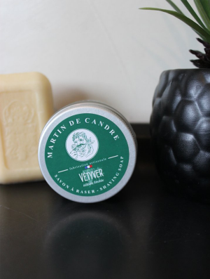 Shaving Soap Vétyver - Vetiver