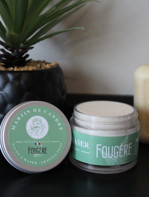 Shaving Soap Fougère 50g - 12 essences